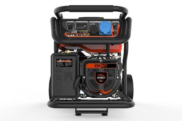 Generador gasolina Aneto 5500W