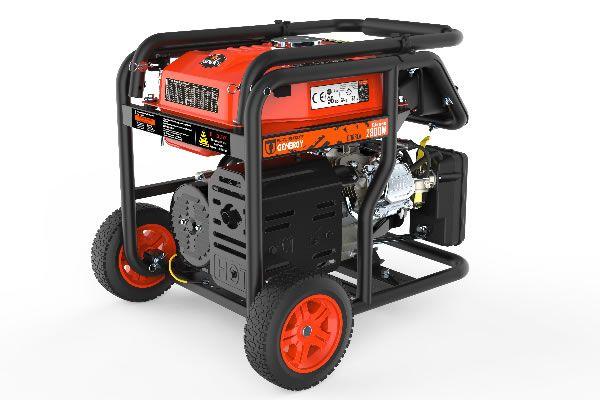 Generador de corriente Gorbea 2 2800W