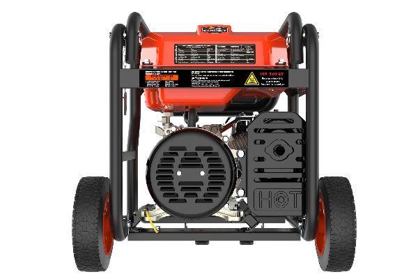 Generador eléctrico Moncayo 4500W