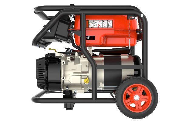 Generador Moncayo 4500W