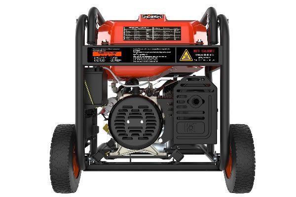 Generador portátil Mulhacén ATS 7000W