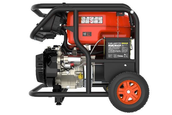 Generador Mulhacén 2 ATS 7000W