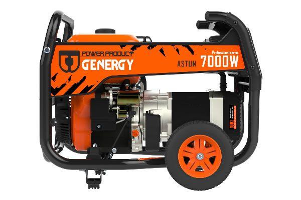 Generadores de luz Astún 7000W V2