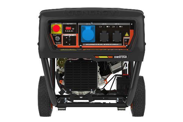 Generador monofásico Astún 7000W V2