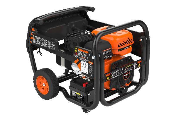 Generador arranque eléctrico Astún 7000W V2