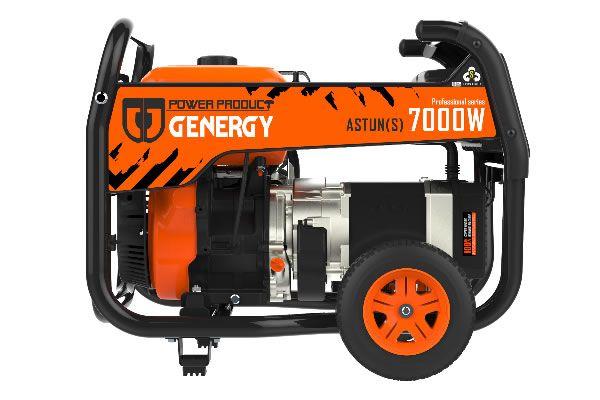Generador de corriente Astún-S 7000W