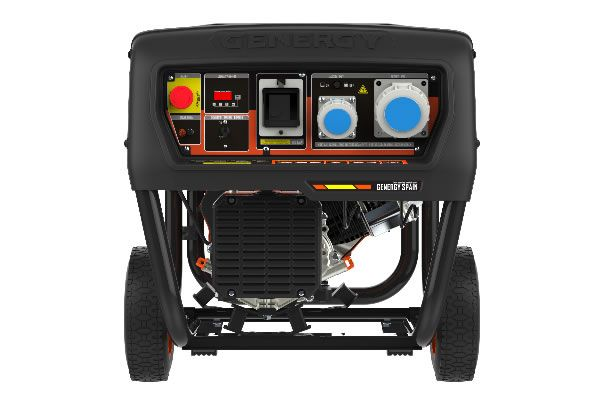 Generador monofásico Astún-S 7000W