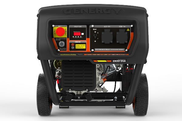 Generador eléctrico Jaca 3300W 230V V2