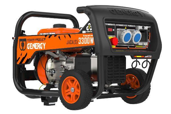 Generador de luz Jaca-S 3300W V2