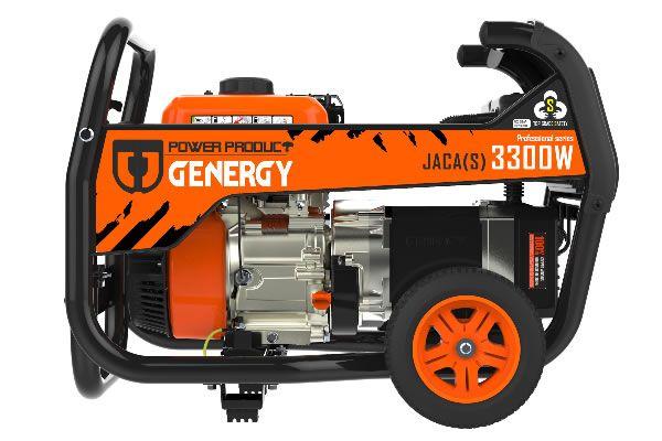 Generador eléctrico Jaca-S 3300W V2