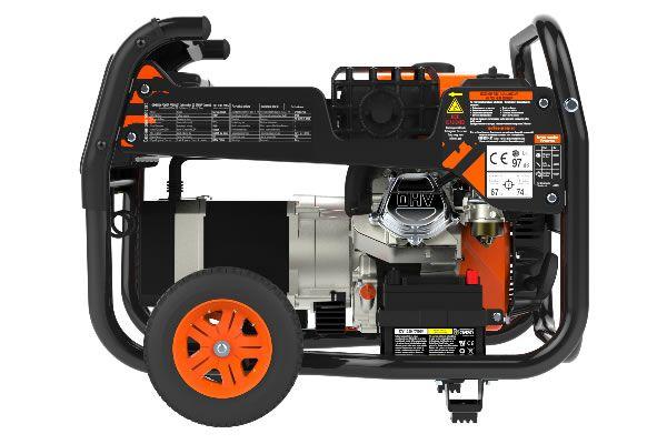Generador portátil Navacerrada 5500W V2