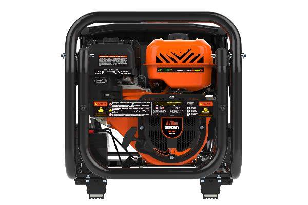 Generador arranque eléctrico Navacerrada 5500W V2