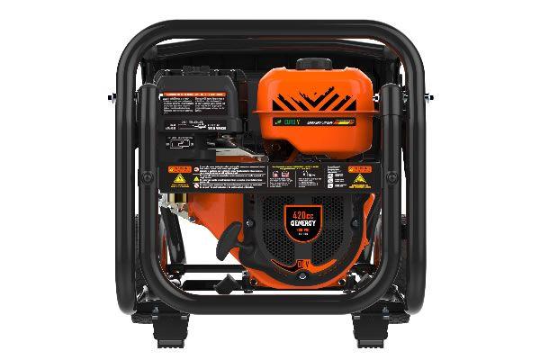 Generador portátil Navacerrada-S 5500W