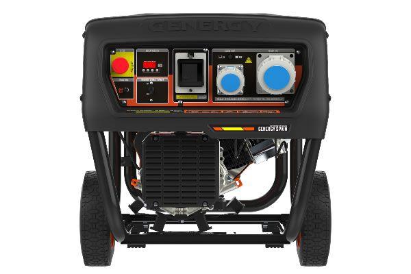 Generadores de luz Navacerrada-S 5500W