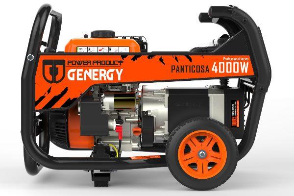 Generador eléctrico Panticosa 4000W 230V