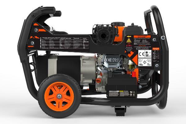 Generadores de luz Panticosa 4000W 230V