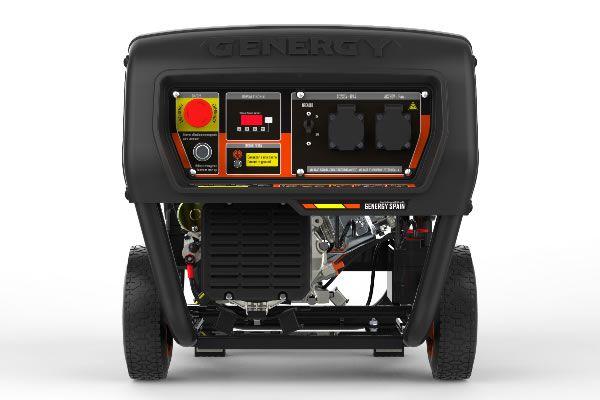 Generador portátil Panticosa 4000W 230V