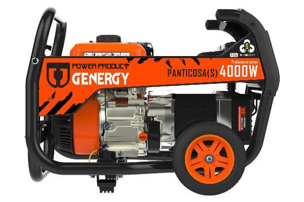 Generador eléctrico Panticosa-S 4000W