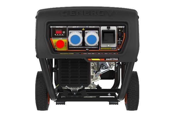 Generador portátil Panticosa-S 4000W