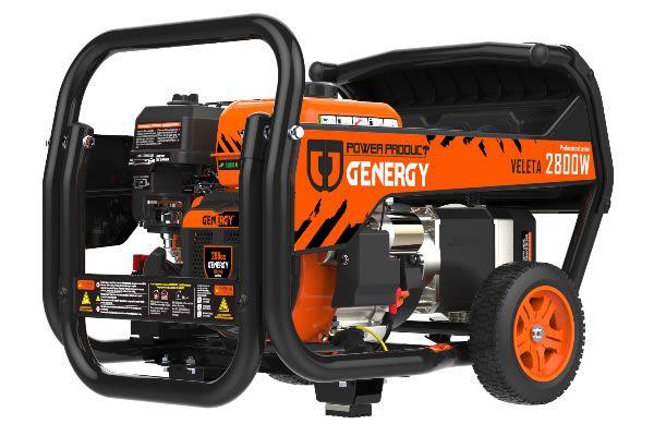 Generadores eléctricos Veleta 2800W V2