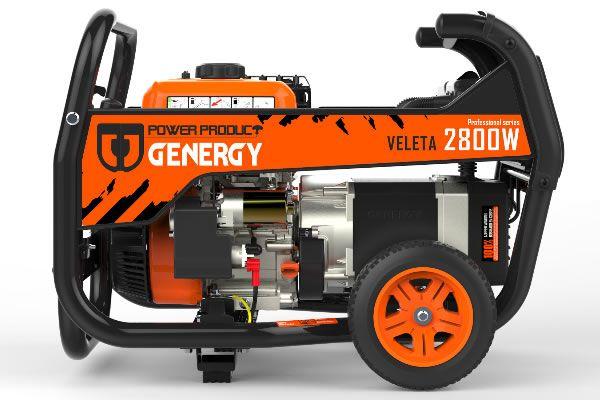 Generador de corriente Veleta 2800W V2