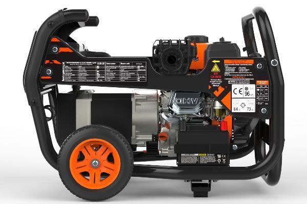 Generador gasolina Veleta 2800W V2