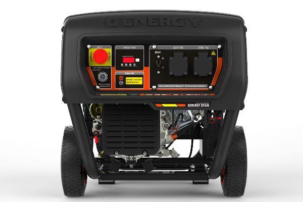 Generador eléctrico Veleta 2800W V2
