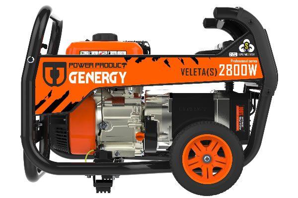 Generador eléctrico Veleta-S 2800W