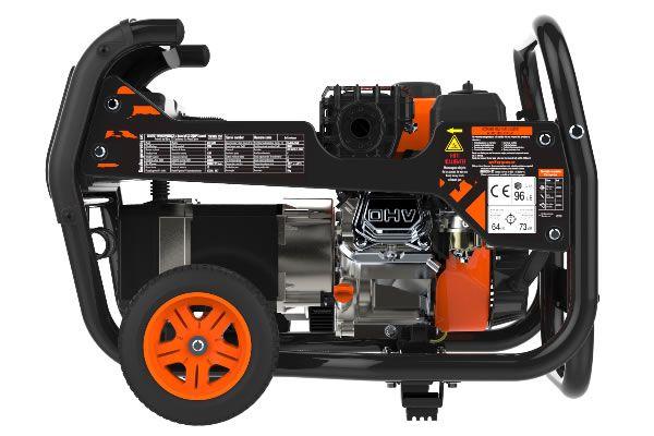 Generador gasolina Veleta-S 2800W