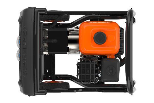 Generador eléctrico de luz Veleta-S 2800W