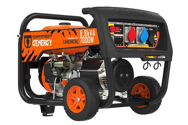 Generador trifásico Candanchú 7000W