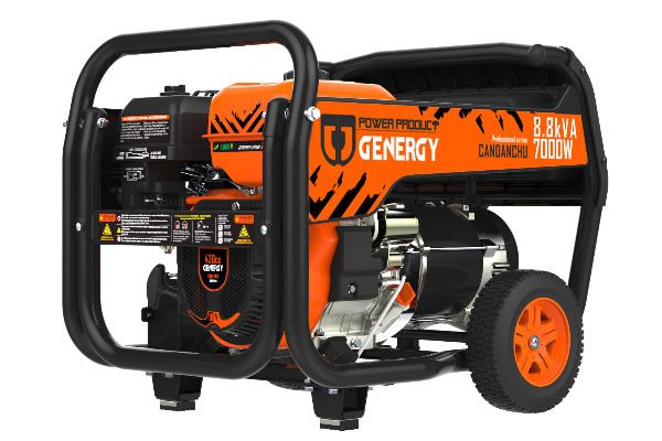 Generador eléctrico trifásico Candanchú 7000W