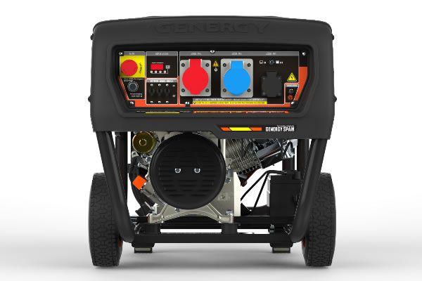 Generador de luz trifásico Candanchú 7000W
