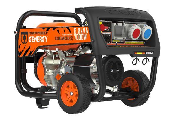 Generador trifásico Candanchu-S 7000W