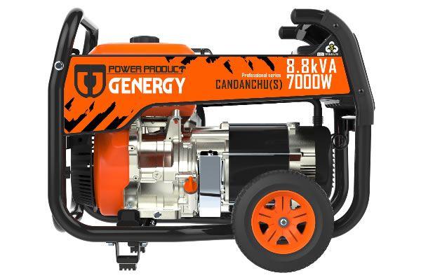 Generadores trifásicos Candanchu-S 7000W