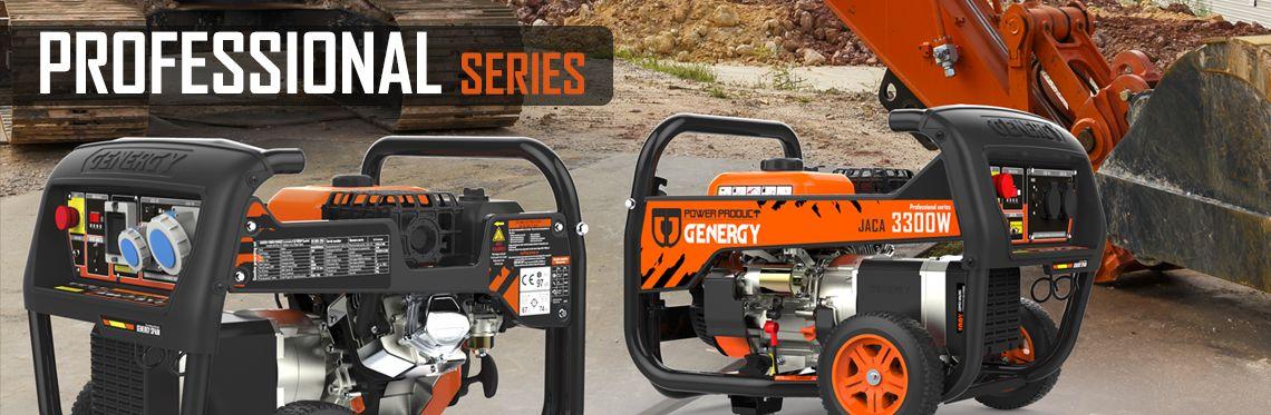 Generador de Luz Eléctrica Genergy