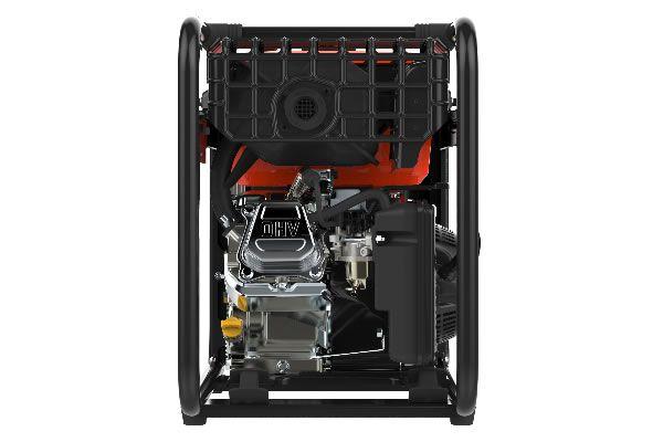 Generador Inverter Portátil Rodas 3800W