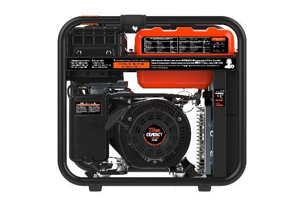 Generador Eléctrico Rodas 3800W
