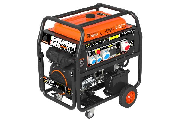 Generador Trifásico Izoard-S 15kW
