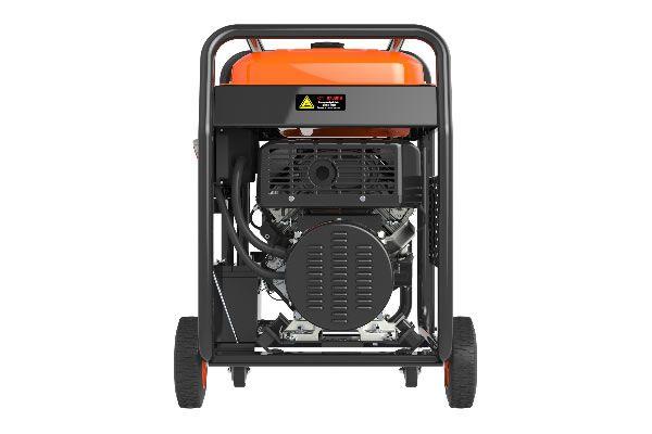 Generador Gasolina Trifásico Izoard-S 15kW