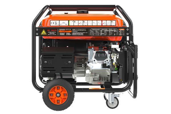 Generado de Corriente Trifásico Somport-S 9200W/8300W