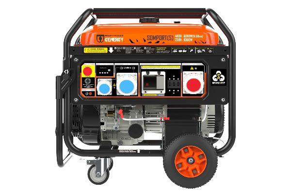 Generado de Luz Trifásico Somport-S 9200W/8300W