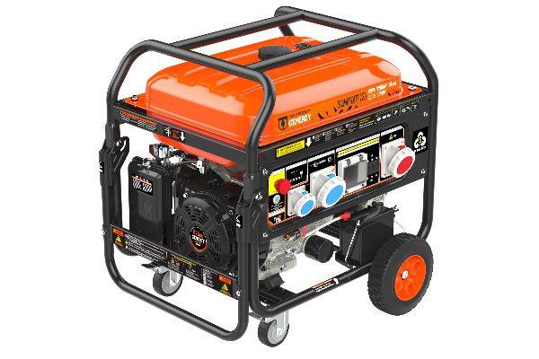 Generado Trifásico Somport-S 9200W/8300W