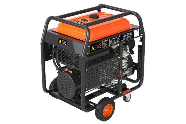 Generador Eléctrico Trifásico Stelvio-S 18kW