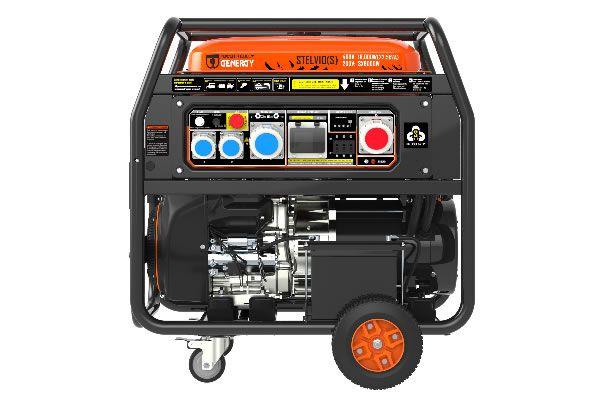 Generador Gasolina Trifásico Stelvio-S 18kW