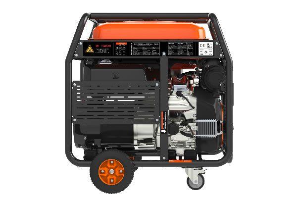 Generador Trifásico Stelvio-S 18kW Genergy