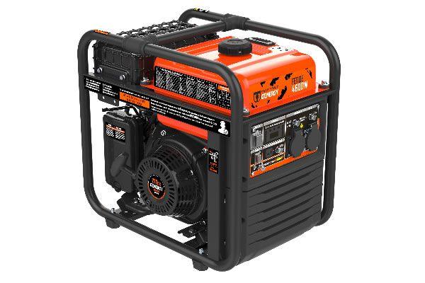 Generador Inverter Feroe 4600W