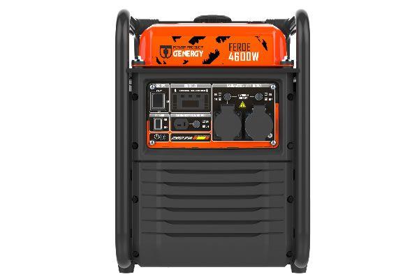 Generador Inverter Gasolina Feroe 4600W