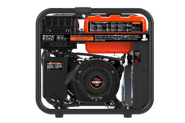 Generador Eléctrico Inverter Feroe 4600W