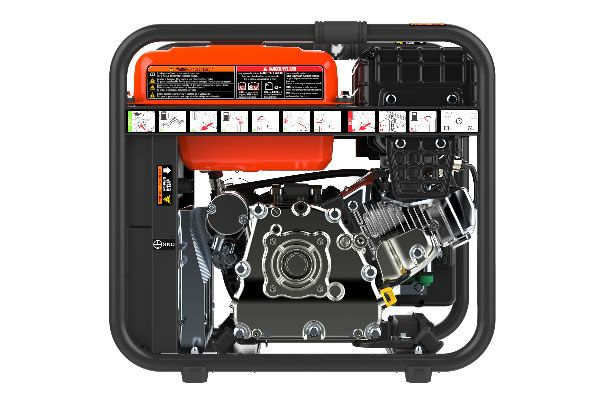 Generador Eléctrico Feroe 4600W